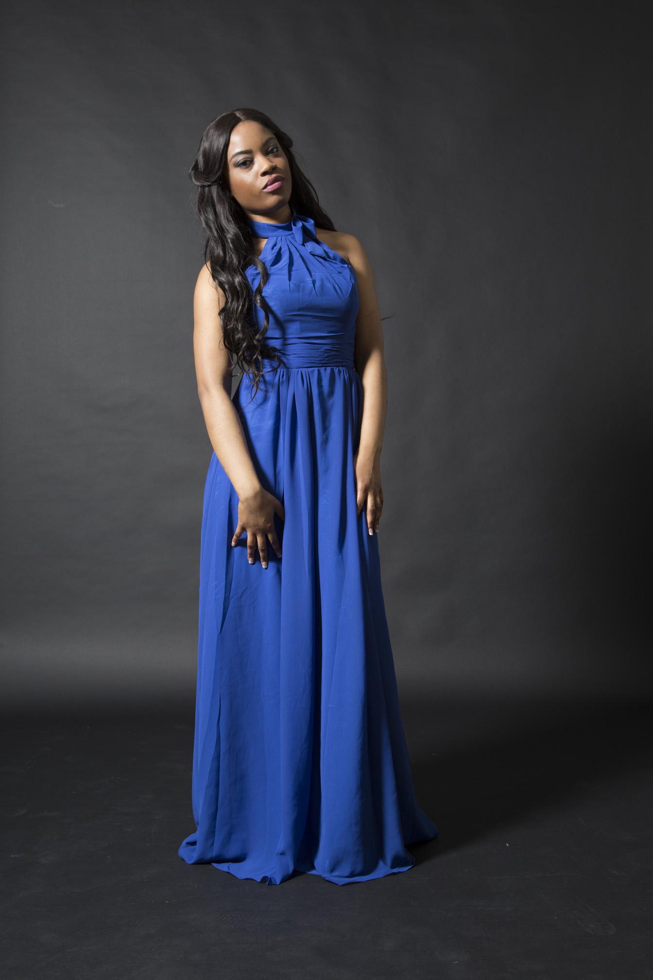 bluebridesmaid