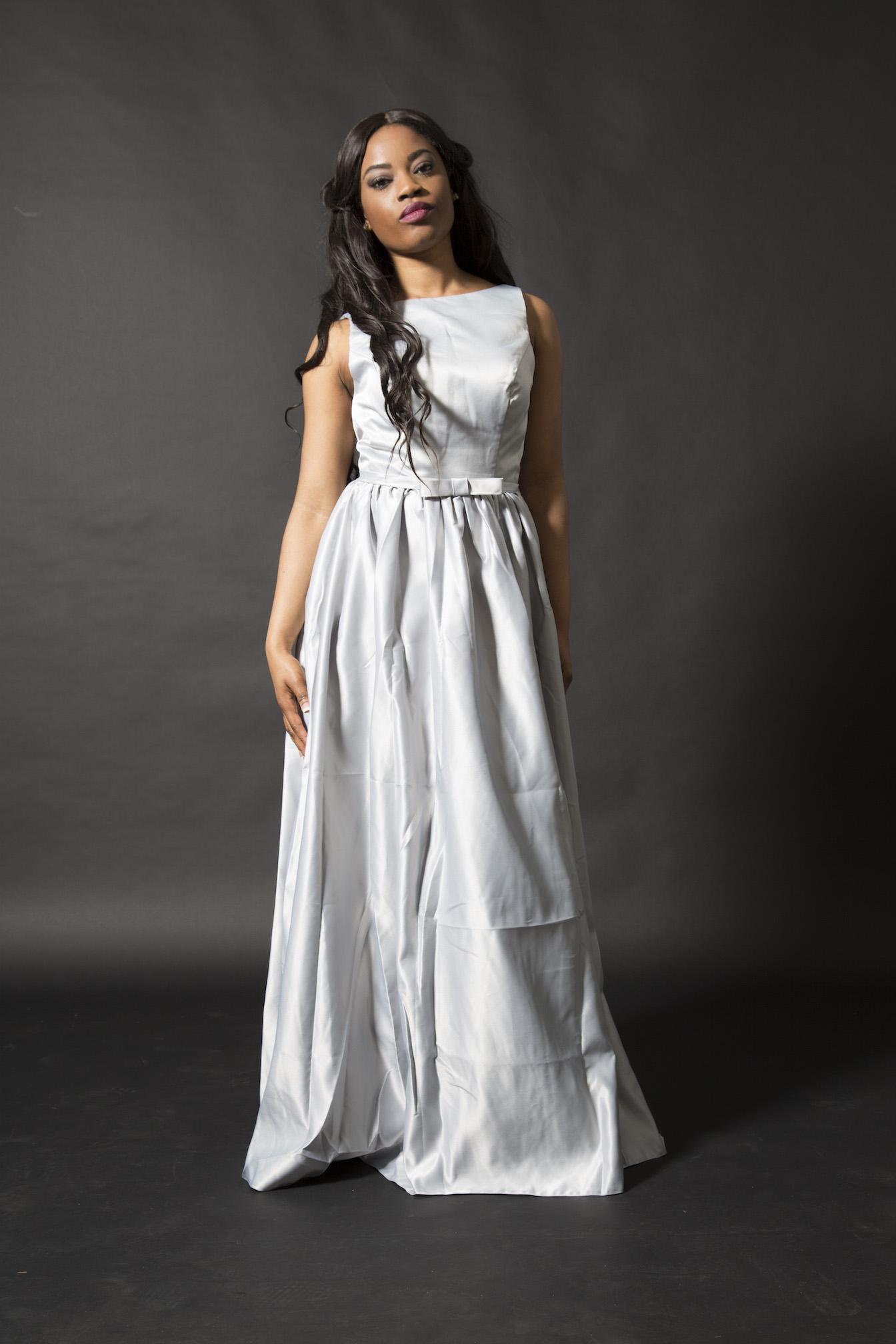silverbridesmaid